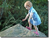 little-girl-climbing-rock